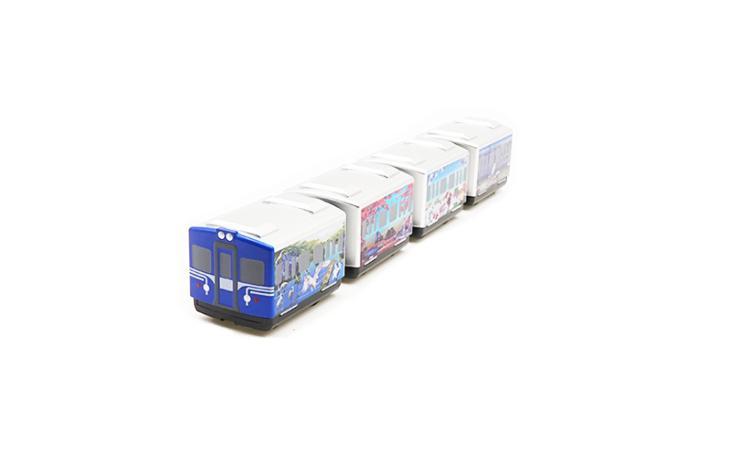 臺灣鐵路 EMU600  彩繪版