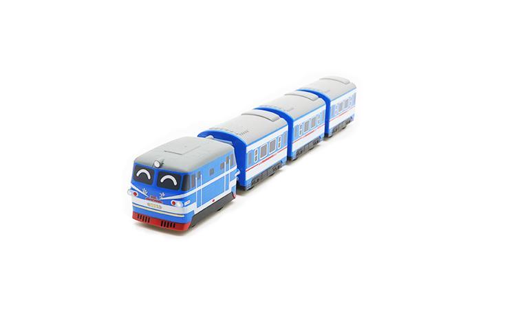 中國鐵路  北京型柴油機車