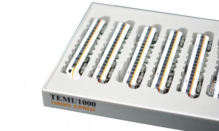 TEMU 1000  太魯閣號