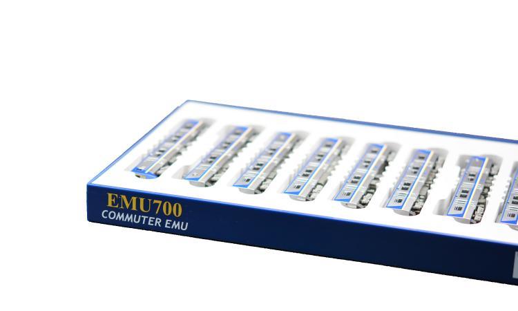 EMU 700 阿福號